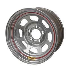 Bassett DOT Approved Racing 15 x 7 In. Wheel, 5 on 5 Inch, Without Beadlock ...