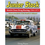 Book - Junior Stock: Drag Racing