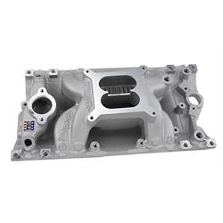Edelbrock 7516 Performer RPM Air-Gap Vortec S/B Chevy Intake Manifold