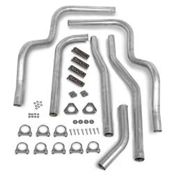 Hooker 16624HKR Manifold Back Exhaust System