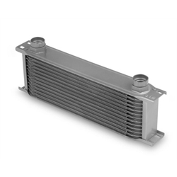 Earls 41300ERL 13 Row Oil Cooler Core, Gray