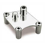 Holley Chrome Fast Idle Cam Plate