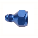 Aluminum -8 AN Female to -6 AN Male Reducer Fitting