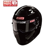 Simpson Speedway RX SA2010 Racing Helmet