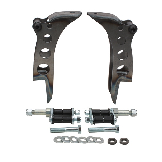 Bolt-On Universal Shock-Headlight-Shackle Mount Kit