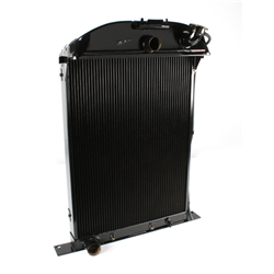 Walker B-C-494-1 Cobra 1936 Ford Radiator for Ford Engine