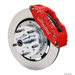 Wilwood 140-10510-R DP6 12.19 Inch Front Disc Brake Kit, 1964-74 GM