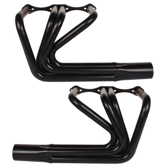 Small Block Chevy Sprint Roadster Headers, Plain