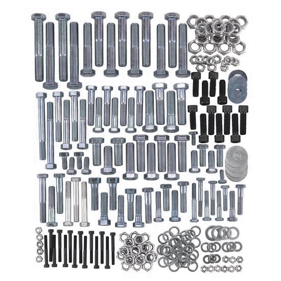 Speedway Sprint Steel Bolt Kit
