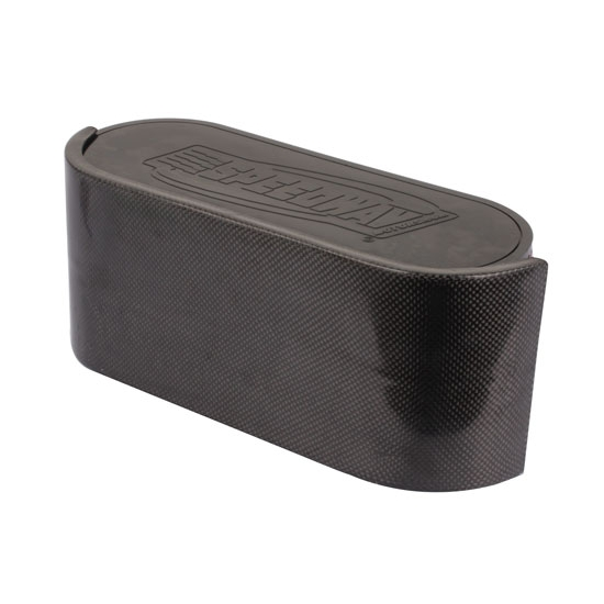 Speedway Carbon Fiber Filter Guard