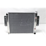 Garage Sale - AFCO Direct Fit 1964-67 Pontiac GTO Aluminum Radiator, With Trans Cooler