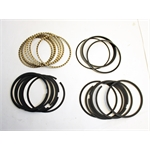 Garage Sale - 040 Over Speedway Plasma Moly Piston Rings, 4.00 Bore, Style C
