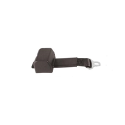 Garage Sale - Retractable Lap Belt, Black