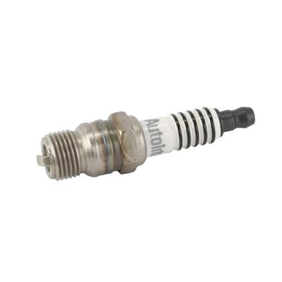 Autolite AR13 14mm Racing Spark Plug, 5/8 Hex-Tapered Seat, .460 Reach