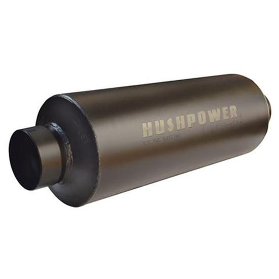 Flowmaster 13016100 Hushpower Pro Series Race Muffler-3 Inch In/Outlet