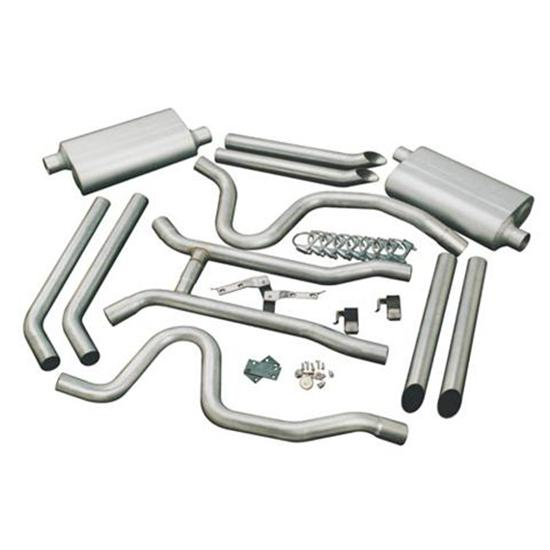 Flowmaster 17119 1964-72 GM A-Body 2-1/2 Inch Dual Exhaust