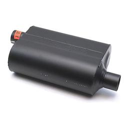 Flowmaster Mufflers 953048 Super 40 Muffler, Offset Inlet/Outlet, 3 In