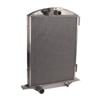AFCO 1932 Ford Aluminum Radiator, Ford Engine