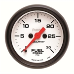 Auto Meter 5760 Phantom Digital Stepper Motor Fuel Pressure Gauge