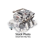 Edelbrock 2076 RPM Air-Gap  Dual-Quad Intake Manifold/Carburetor Kit