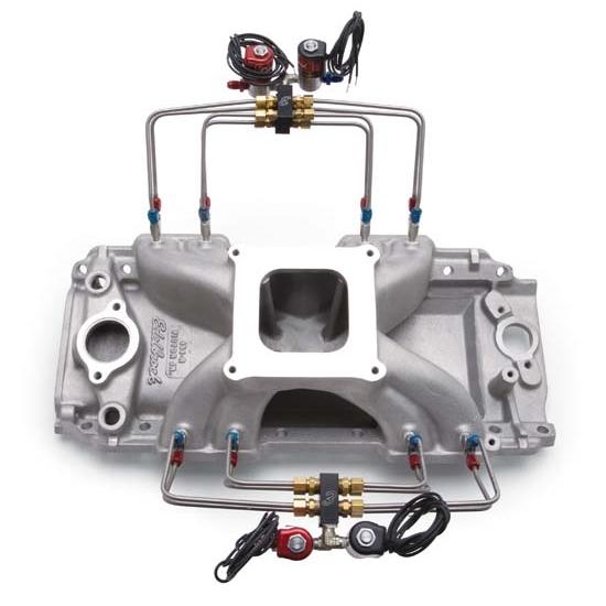 Edelbrock 72902 Victor Jr. Series Intake Manifold