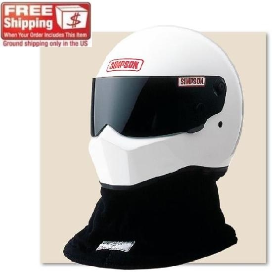 Simpson Drag Bandit SA2010 Racing Helmet