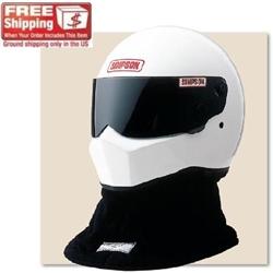 Simpson Drag Bandit SA2010 Racing Helmet