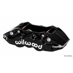 Wilwood 120-11665-RS W4A Radial Rear Mount RH Caliper, Black