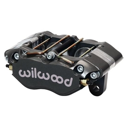 Wilwood 120-9734-SI Billet Narrow Mount Dynapro Caliper-.38 Inch Rotor