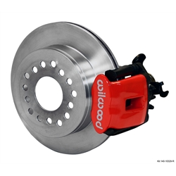 Wilwood 140-102329-R CPB Rear Disc Brake Kit-Big Ford 9 Inch New Style