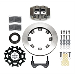 Wilwood 140-10797 Billet Narrow Dynalite Radial Mount Sprint Inboard Brake Kit