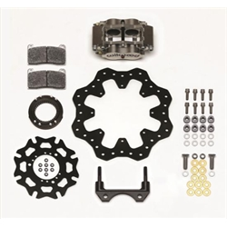Wilwood 140-11507 Billet  Dynalite Radial Mnt Sprint Inboard Brake Kit