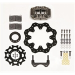 Wilwood 140-11507 Billet Narrow Dynalite Radial Mount Sprint Inboard Brake Kit