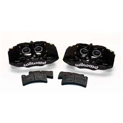 Wilwood 140-15174-BK DPC56 Rear Replacement Caliper Kit, Black