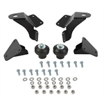 Speedway 1955-57 Chevy Car V8 Motor Mount Kit