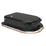 Derale 14207 4L80E Transmission Cooling Pan