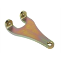 Chevy Flat Upper Steering Arm, Plain