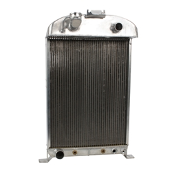 Griffin Radiators 4-233BX-FAA 1933-34 Ford Aluminum Radiator, Ford, V8
