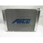 Garage Sale - AFCO Double Pass Racing Radiator, 27-1/2 Inch Wide