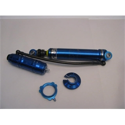 Garage Sale - AFCO M2 Series Double Adjustable Monotube Coil-Over Shock, 8 Inch Stroke