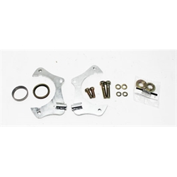 Garage Sale - GM Midsize Caliper Bracket Set for Mustang II Spindle