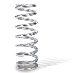 AFCO 28150-1CR 8 Inch Extreme Chrome Coil-Over Spring, 150 Rate