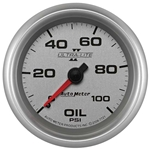 Auto Meter 7721 Ultra-Lite II Mechanical Oil Pressure Gauge
