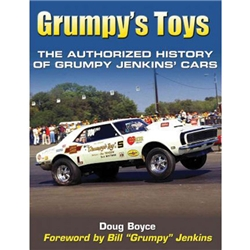 "Book - Grumpy's Toys, The Authorized History of ""Grumpy"" Jenkins' Cars"