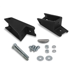 Hooker 12606HKR Super Competition Engine Swap Mount, Black Finish
