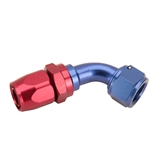 Fragola 231211 120 Degree Adapter Hose End Fitting, -12 AN to -10 AN