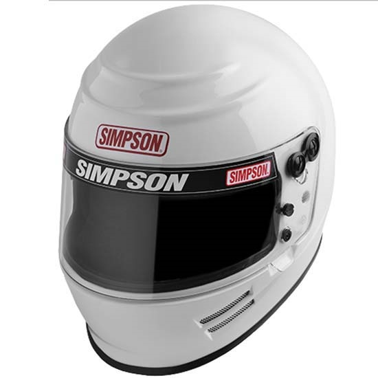 Simpson is synonymous with motorsport. From Formula 1 to the drag strip, Simpson helmets have been trusted to protect the heads of many of the world's top drivers, like NASCAR legend Tony Stewart and drag racing icon John Force.