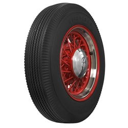Coker Tire 633500 Firestone Blackwall Bias Ply Tire, 450/475-16