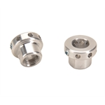 Wehrs Machine WM259F Hood Pin Adjustable Flanges, Aluminum