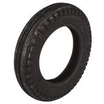Coker Tire 50628 Firestone 12 Inch Nostalgia Ribbed Midget Front Tire